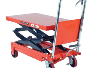 ELT – Manual Portable Scissor Lift Series