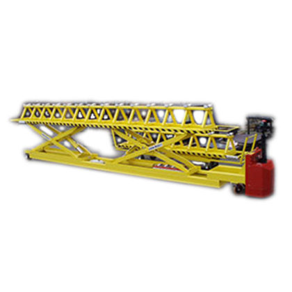 Custom Scissor Lifts and Power Drives