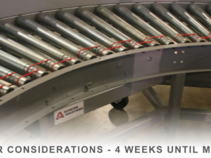 Conveyor Considerations