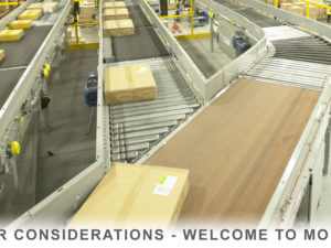 Conveyor Conversations: Ergonomics