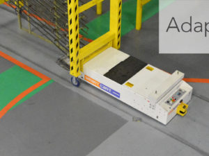 Adaptive Conveying – Custom AGV Appliances